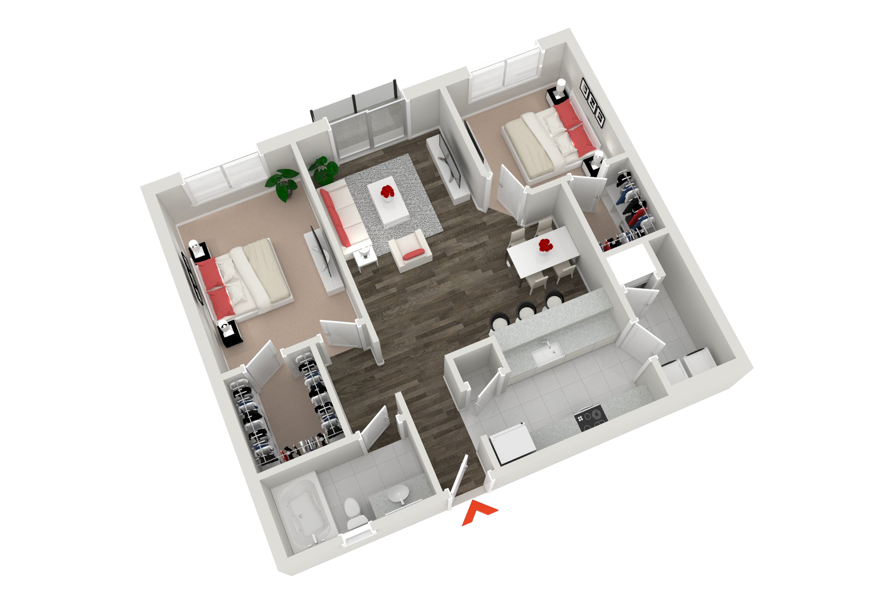 Plan 3d Top Hilton New York Hotel Ny With Plan 3d Plan