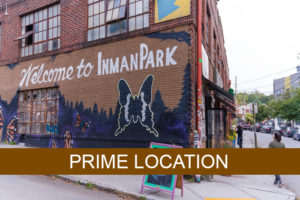 Luxury Apartments In Inman Park | N Highland Steel Apartments